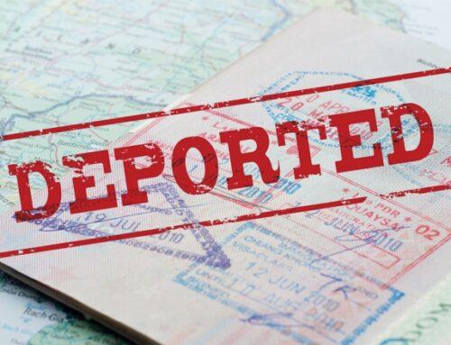 Ç-114 Tahdit Kodu Deport